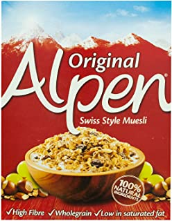 Alpen Cereales Muesli Original , Caja 625 gr