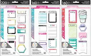 Happy Planner Sticky Notes - Appointments, Checklists and Mom Life - 3 Item MAMBI Bundle