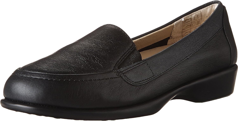 Hush Puppies Woherren Tacye Hyatisse Slip-on Loafer, schwarz, 8 W US