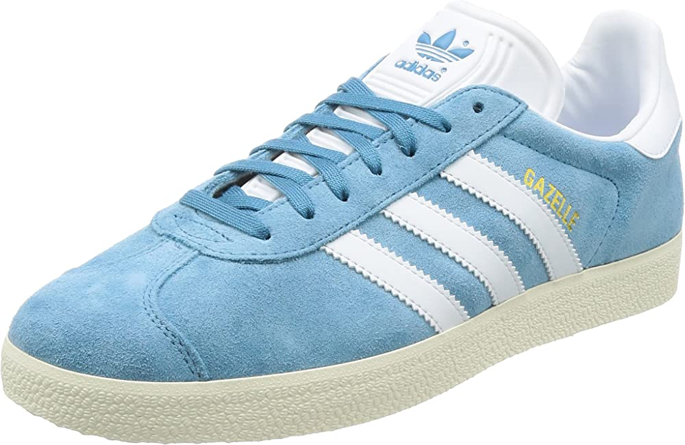 Adidas gazelle, scarpe sneakers da uomo, in pelle scamosciata BB5476C