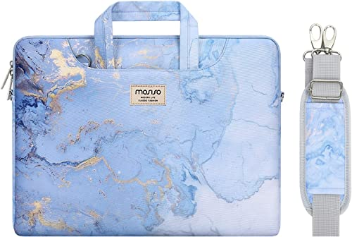 MOSISO Housse Compatible avec 17-17,3 Pouces MacBook Dell Lenovo HP ASUS Acer Samsung Sony Chromebook, Laptop Aquarel...