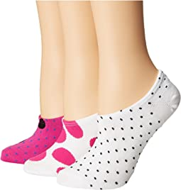 Converse - Chucks Mega Polka Dot 3-Pair Pack