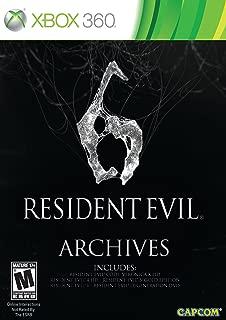 resident evil 6 archives