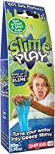 Zimpli Kids 5224 Children's Sensory & Play Toy Turn water into gooey slime Blue, Play