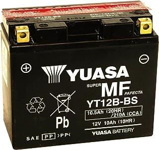 Batería Yuasa YT12B-BS 12 V 10 Ah para Ducati Monster S2R Dark 800 2005/2006