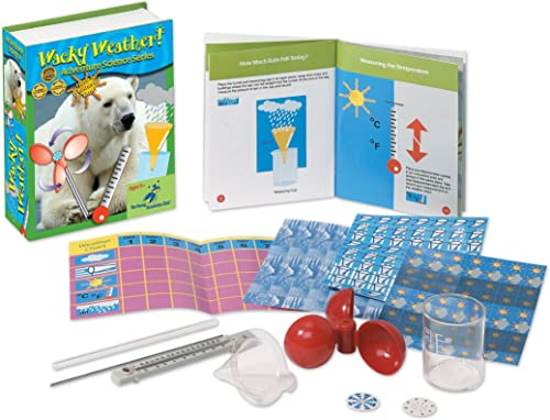 The Young Scientists Club Adventure Science Serie  Wacky Wetter