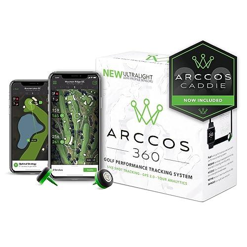 Arccos Golf Arccos 360Golf Performance du système de