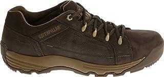 حذاء داكن عصري من كاتربيلار للرجال، مريح للمشي