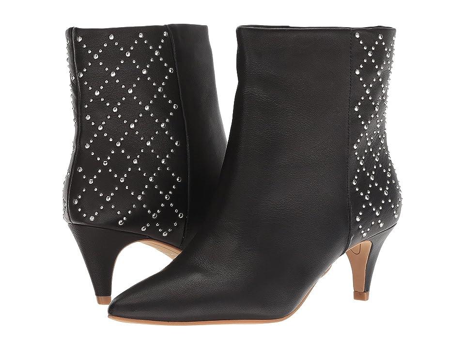 Dolce Vita Dot (Black Leather) Women
