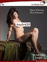 Art Models AnaIv429: Figure Drawing Pose Reference (Art Models Poses) (English Edition)