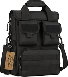 ArcEnCiel Tactical Messenger Bag Men Military MOLLE Sling Shoulder Pack Briefcase Assault Gear Handbags Utility Carry Satchel