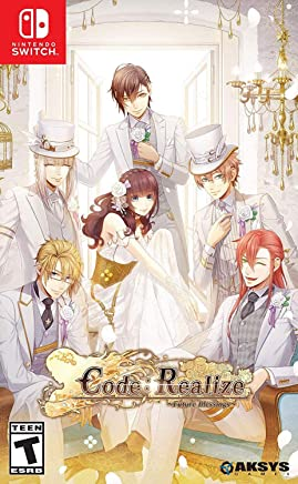 Code Realize Future Blessings Standard Edition - Nintendo Switch
