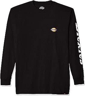 Men's Long Sleeve Logo Graphic Tee