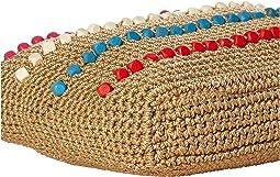 Camel Multi Wood Beads