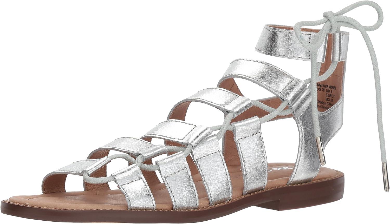 206 Collective Women's Myrtle Gladiator Fashion Sandal Flat