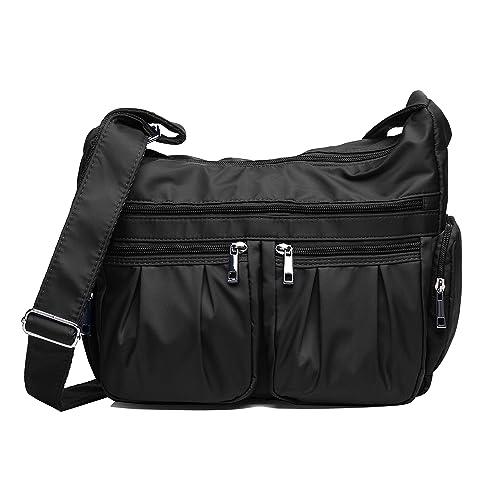 ef78fc7552a1 Nylon Handbags for Women  Amazon.com