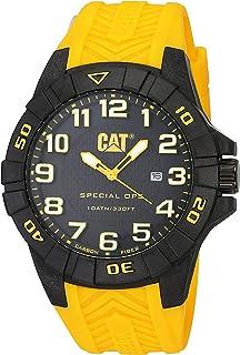 b83d289a0 Envío GRATIS por Amazon México. Caterpillar K212127117 Reloj para Hombre,  color Negro, 45.5 mm