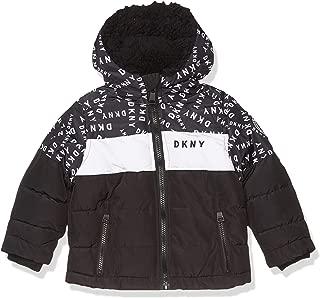 DKNY Boys' Puffer Jacket