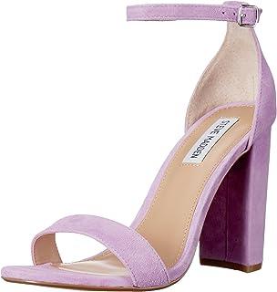 3fdfdbfc1861 Amazon.com  Purple - Heeled Sandals   Sandals  Clothing