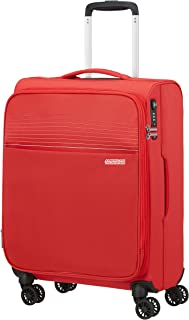 American Tourister Lite Ray Spinner S Bagage à Main Rouge Piment 55 cm 42 l