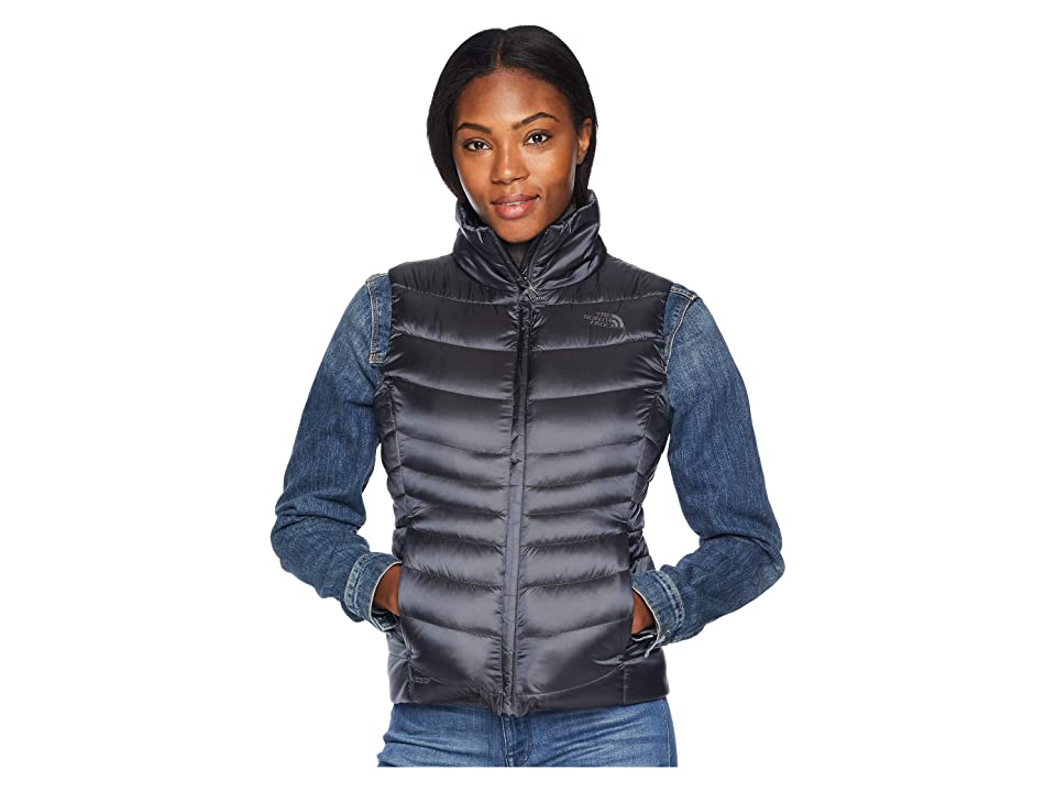 The North Face Aconcagua Vest II (Shiny Asphalt Grey) Women