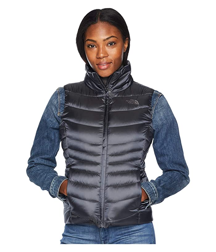 The North Face  Aconcagua Vest II (Shiny Asphalt Grey) Womens Vest