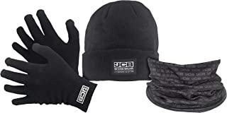 JCB Winter Accessory Set, Black, One Size