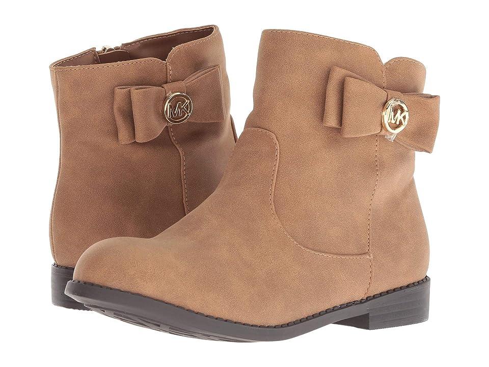 MICHAEL Michael Kors Kids Emma Flow (Little Kid/Big Kid) (Caramel) Girls Shoes