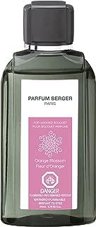 MAISON BERGER Orange Blossom Diffuser Refill, Clear
