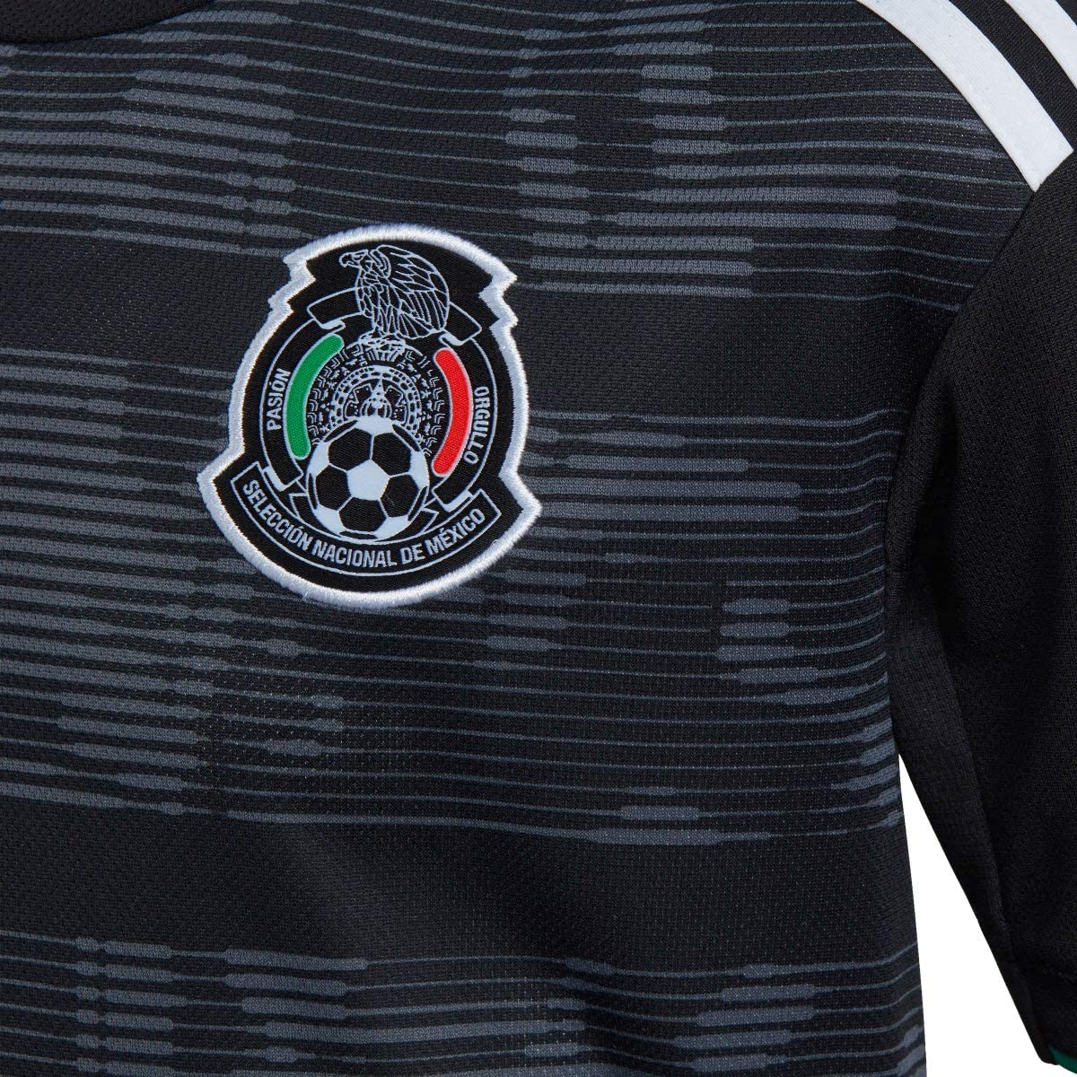 Amazon.com: adidas Youth Soccer Mexico Home Jersey : Sports & Outdoors
