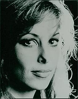 Vintage photo of Prunella Gee