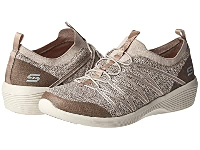SKECHERS Arya (Taupe) Women