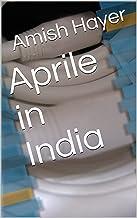 Aprile in India (Corsican Edition)