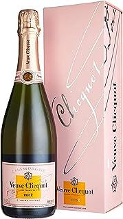 Veuve Clicquot Rosé Champagner mit Geschenkverpackung 1 x 0.75 l
