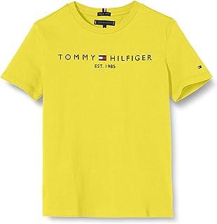 Tommy Hilfiger Essential tee S/S Camisa para Niños
