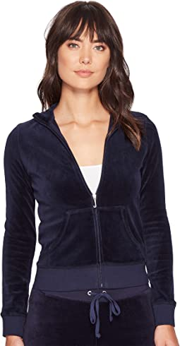 Juicy Couture - Fairfax Velour Jacket