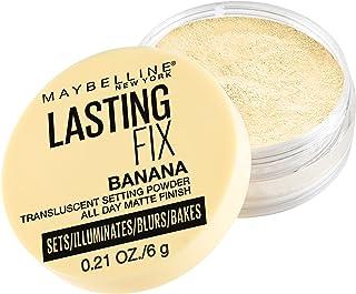 Maybelline Banana Powder Loose Setting Face Powder, Shade 10, 0.21 Ounce