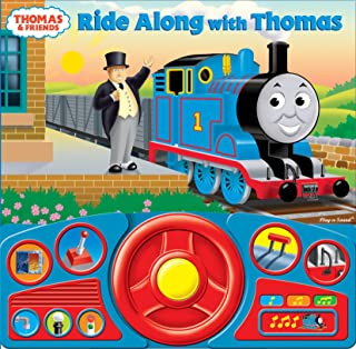 Thomas & Friends Steering Wheel Sound Book: Ride Along with Thomas (Thomas and Friends)