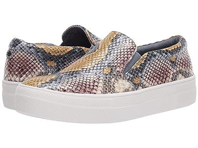 Steve Madden Gills Sneaker (Multi Snake) Women