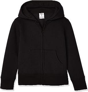 Amazon Essentials Fleece Zip-up Hoodie Fille