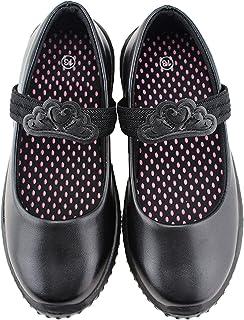 acc83f9a5123 Amazon.com  Black - Shoes   School Uniforms  Clothing