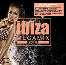 Ibiza Megamix 2018 / Various