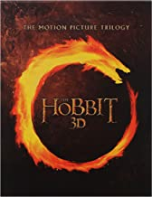 The Hobbit: An Unexpected Journey / The Hobbit: The Desolation of Smaug / The Hobbit: The Battle of the Five Armies (BOX) [6Blu-Ray]+[6Blu-Ray 3D] (English audio. English subtitles)