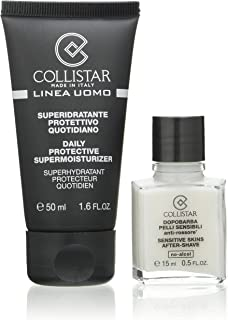 Collistar Uomo Superidratante Protettivo Quotidiano 50 ml + Dopobarba 15 ml