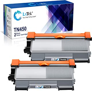 LxTek Compatible Toner Cartridge Replacement for Brother TN450 TN420 TN 450 to use with HL-2270DW MFC-7360N MFC-7860DW MF...