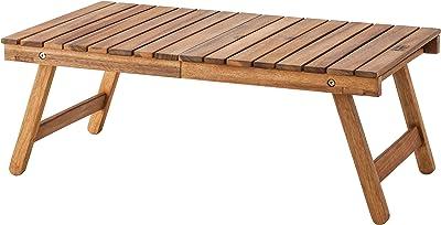 AZUMAYA フォールティングテーブル 折りたたみ可能 73cm幅 NX-514