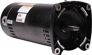 Century USQ1152 1-1/2 HP, 1.1 Service Factor, 48Y Frame, Capacitor Start/Capacitor Run, ODP Enclosure, Square Flange Pool Motor
