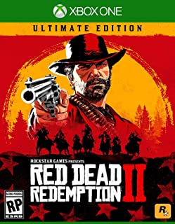 Red Dead Redemption 2 Ultimate Edition- Xbox One