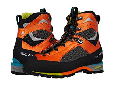 Scarpa Charmoz (Shark/Orange) Men