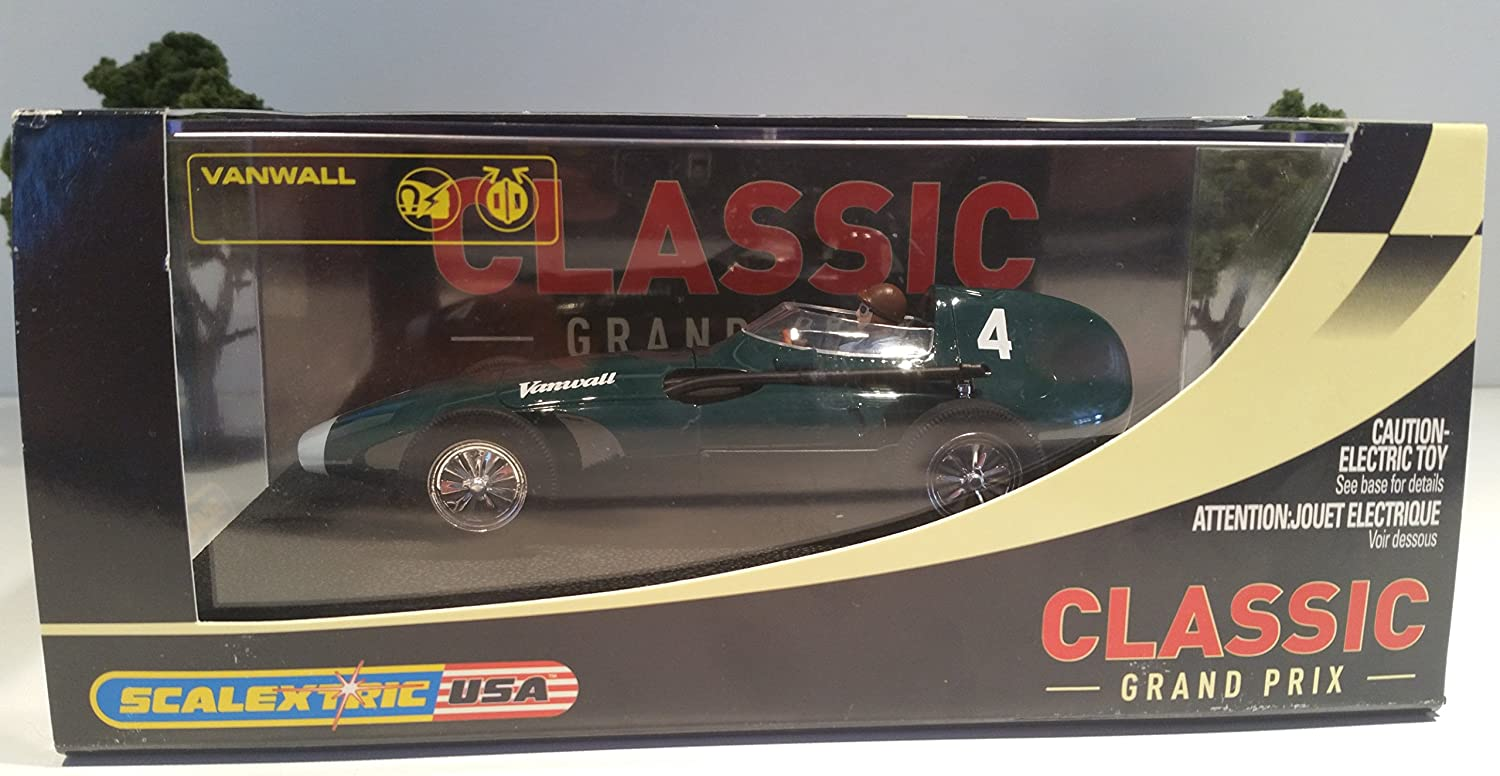 Scalextric Vanwall F1 1958 No.4 C2663